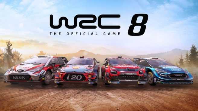wrc 8 1 656x369 bzzt - دانلود بازی WRC 8 FIA World Rally Championship نسخه فشرده کامل Fitgir-corepack برای کامپیوتر