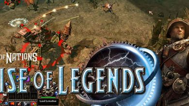 "Photo of دانلود بازی Rise of Nations: Rise of Legends Complete edition برای pc ""ظهور ملل: ظهور افسانه‌ها"""