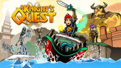 Photo of دانلود A Knights Quest برای کامپیوتر – اکشن ماجراجویی پلتفرم