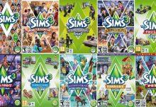 """دانلود The Sims 3 برای pc """"بازی سیمز ۳ """""""