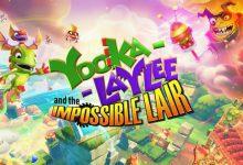 """دانلود بازی Yooka-Laylee and the Impossible Lair برای pc """"باری یوکا و لیلی"""""""