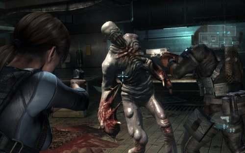 دانلود دوبله فارسی بازی Resident Evil Revelations اقاماتگاه شیطان : ظهور حقیقت