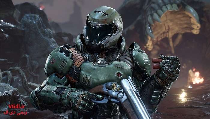دانلود بازی Doom Eternal برای کامپیوتر دوم اترنال 2020