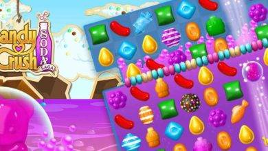 "Photo of دانلود بازی اندروید Candy Crush Soda Saga v1.154.4 + Mod ""کندی کراش سودا سگا"""