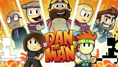 Photo of دانلود بازی اندروید Dan The Man + Mod بازی اکشن و محبوب دَن