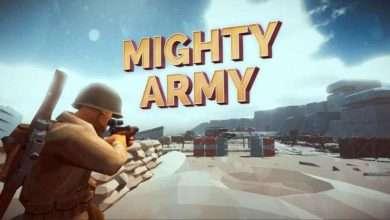 "Photo of دانلود بازی اندروید Mighty Army: World War 2 – بازی اکشن و تفنگی ""ارتش نیرومند: جنگ جهانی ۲"""