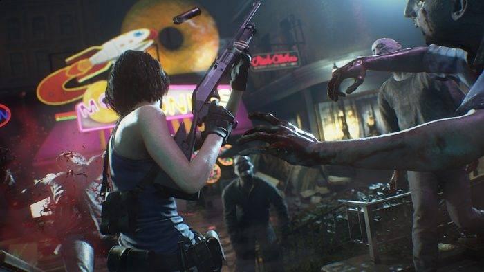 Resident Evil 3 remake دانلود بازی رزیدنت اویل ۳ ریمیک
