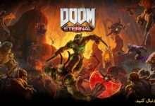 """دانلود بازی Doom Eternal برای کامپیوتر - کرک و آپدیت """"نسخه کامل و فشرده"""" بزودی از ویجی دی ال"""