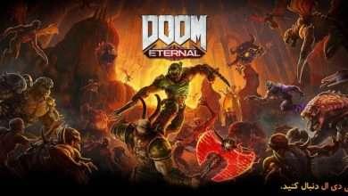 "Photo of دانلود بازی Doom Eternal + Update نسخه Fitgirl , Codex برای کامپیوتر + کرک "" کامل, فشرده """