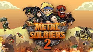 "Photo of دانلود بازی اندروید Metal Soldiers 2 – بازی بازی اکشن و تیراندازی ""سربازان آهنین ۲"""