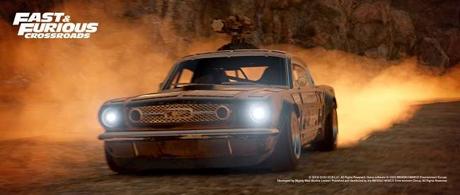 0118Oec - جدیدترین تصاویر از بازی Fast & Furious Crossroads منتشر شد