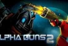 "Photo of دانلود بازی اندروید Alpha Guns 2 – بازی اکشن و سرگرم کننده ""سلاح های آلفا ۲"""