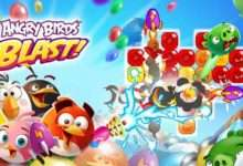 "Photo of دانلود بازی اندروید Angry Birds Blast – بازی پازل فوق العاده و سرگرم کننده "" انگری بیردز انفجار """