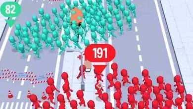 """Photo of دانلود بازی اندروید Crowd City – بازی آرکید و محبوب """"شهر شلوغ"""""""