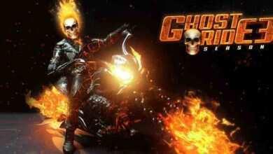 "Photo of دانلود بازی اندروید Ghost Ride 3D: Season 2 – بازی موتورسواری "" روح سوار """