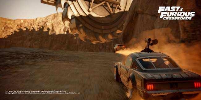 LH0atje - جدیدترین تصاویر از بازی Fast & Furious Crossroads منتشر شد