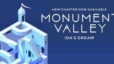 "Photo of دانلود بازی اندروید Monument Valley – بازی فکری و زیبا "" دره یادبود """