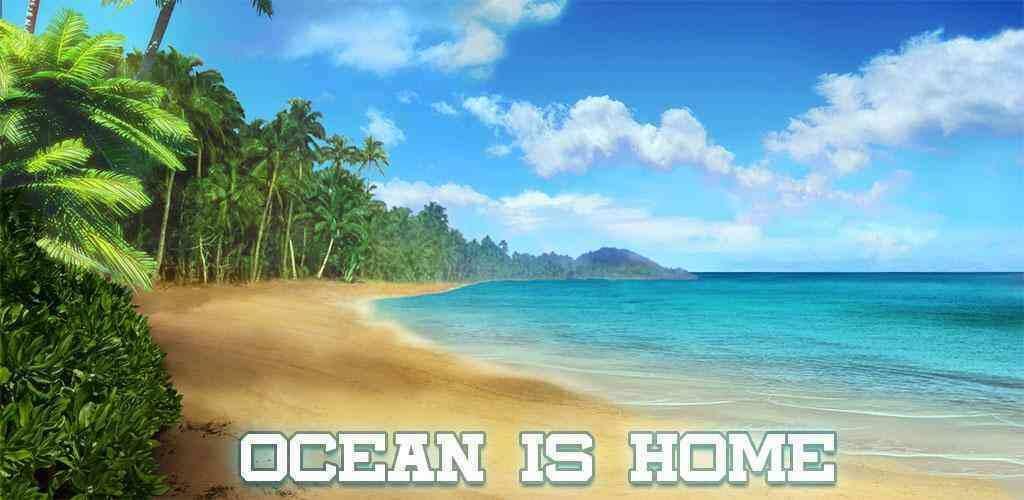 """دانلود بازی اندروید Ocean Is Home: Survival Island – بازی زیبا و سرگرم کننده """"بقا در جزیره"""""""