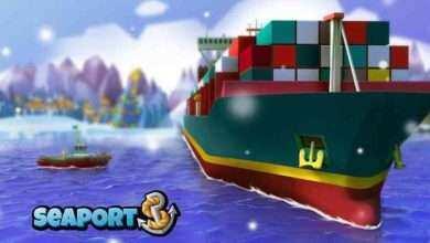 """Photo of دانلود بازی اندروید Sea Port – بازی آنلاین و استراتژیک """"بندر تجاری"""""""