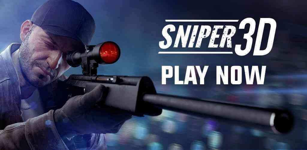 "Sniper 3D Assassin - دانلود بازی اندروید Sniper 3D Assassin – بازی اکشن و تک تیرندازی ""تیرانداز سه بعدی"""