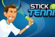 """Photo of دانلود بازی اندروید Stick Tennis – بازی ورزشی سرگرم کننده """"تنیس"""""""