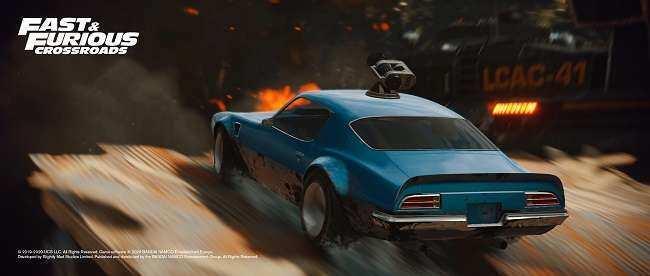 bo1MEKJ - جدیدترین تصاویر از بازی Fast & Furious Crossroads منتشر شد