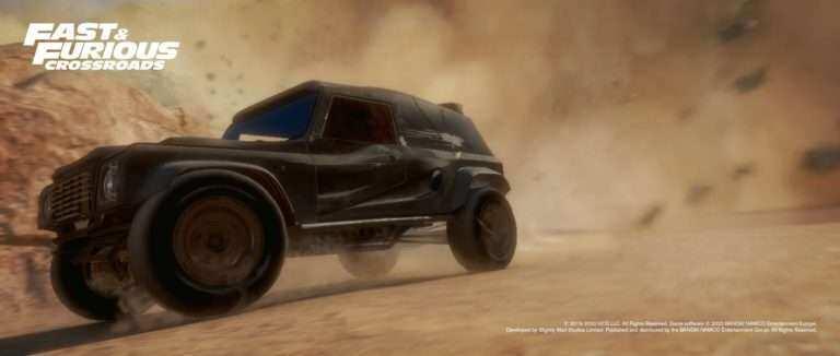uXmtmwK 768x326 1 - جدیدترین تصاویر از بازی Fast & Furious Crossroads منتشر شد