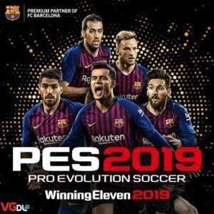 دانلود بازی Pro Evolution Soccer 2019