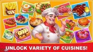 "Cooking Hot 3 300x169 - دانلود بازی اندروید Cooking Hot – بازی مدیریتی و سرگرم کننده "" شبیه ساز آشپزی """