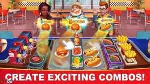 "Cooking Hot 5 300x169 - دانلود بازی اندروید Cooking Hot – بازی مدیریتی و سرگرم کننده "" شبیه ساز آشپزی """