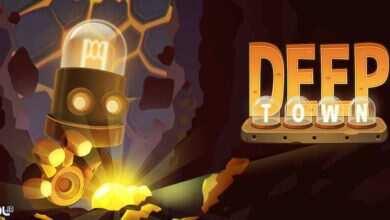 "Photo of دانلود بازی اندروید Deep Town: Mining Factory – بازی استراتژی ""رباط معدنچی"""