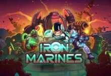 """Photo of دانلود بازی اندروید Iron Marines – بازی استراتژی و محبوب """" تفنگداران آهنین """""""