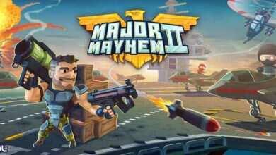 دانلود بازی Major Mayhem 2 – Action Arcade Shooter