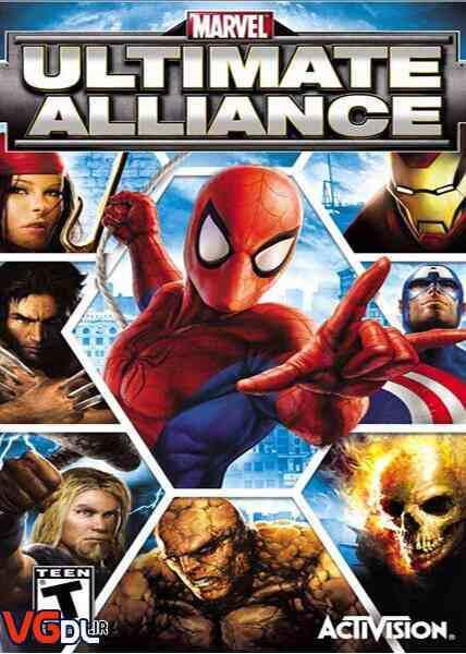دانلود بازی Marvel Ultimate Alliance