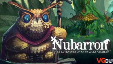 Photo of دانلود بازی Nubarron The adventure of an unlucky gnome + all DLC نسخه فشرده کامل و کم حجم برای کامپیوتر