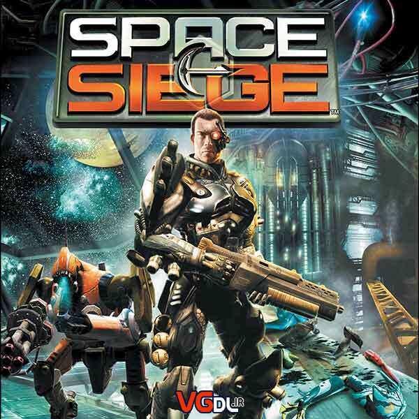 دانلود بازی Space Siege 2008 برای کامپیوتر نسخه Reloaded