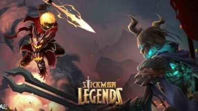 "Photo of دانلود بازی اندروید Stickman Legends v2 – بازی اکشن و سرگرم کننده "" افسانه های استیکمن """