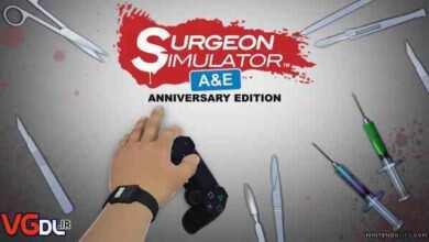 Photo of دانلود بازی Surgeon Simulator Anniversary Edition + all DLC نسخه کامل و کم حجم برای کامپیوتر شبیه ساز عمل جراحی