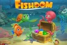 "Photo of دانلود بازی اندروید Fishdom: Deep Dive – بازی پازل و سرگرم کننده"" اعماق دریا """