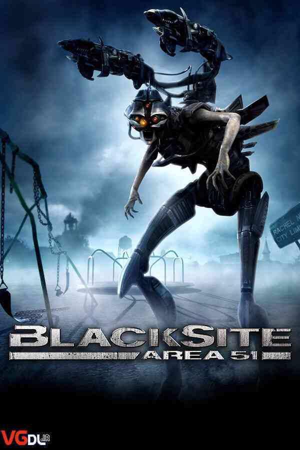 دانلود بازی BlackSite Area 51