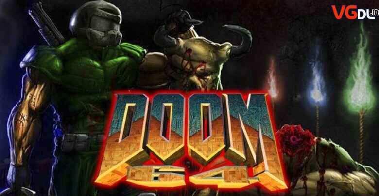دانلود بازی Doom 64