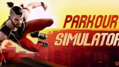 دانلود بازی Parkour Simulator 3D