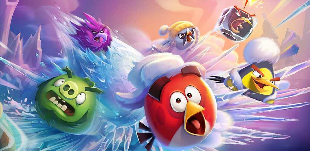 دانلود بازی Angry Birds 2