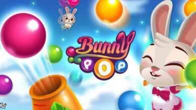 """Photo of دانلود بازی اندروید Bunny Pop – بازی پازل و سرگرم کننده"""" ترکاندن حباب ها """""""