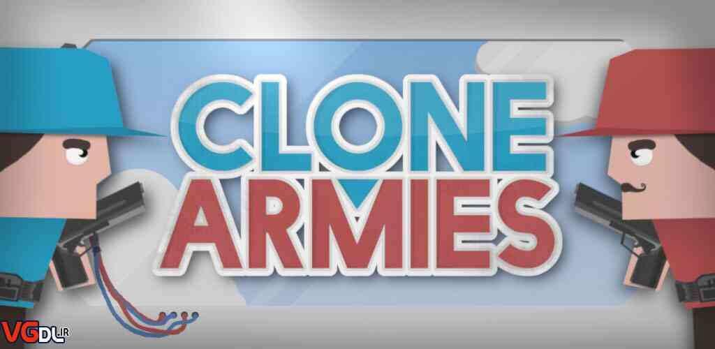 دانلود بازی Clone Armies