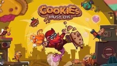 دانلود بازی Cookies Must Die