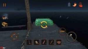 "Raft Survival Ultimate 5 300x169 - دانلود بازی اندروید Raft Survival : Ultimate – بازی شبیه ساز و محبوب"" بقا در اقیانوس """