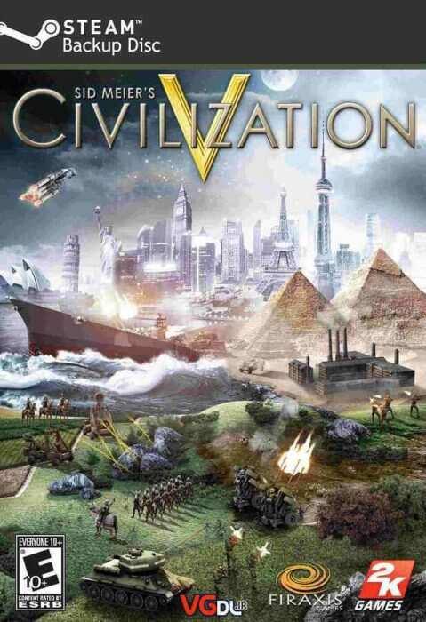 دانلود بازی Sid Meiers Civilization V Complete Edition