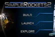 """Photo of دانلود بازی اندروید SimpleRockets 2 – بازی شبیه ساز و سرگرم کننده """" ساخت موشک ۲ """""""
