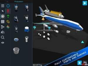 "SimpleRockets 2 7 300x225 - دانلود بازی اندروید SimpleRockets 2 – بازی شبیه ساز و سرگرم کننده "" ساخت موشک ۲ """
